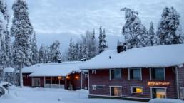 Hotelli ja hostelli Ylläksellä - Kuerkievari