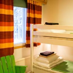 Hostellilla ihana sijainti Ylläksen tuntureilla