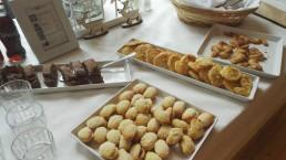 Kuerkievarilla leivotaan pullat ja leivät mummolan tyyliin itse!