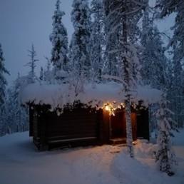 Smoke sauna Pirkko