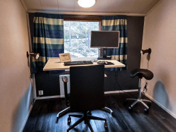 Etätyö Ylläs Office on vuokrattava työhuone etätyöskentelyyn